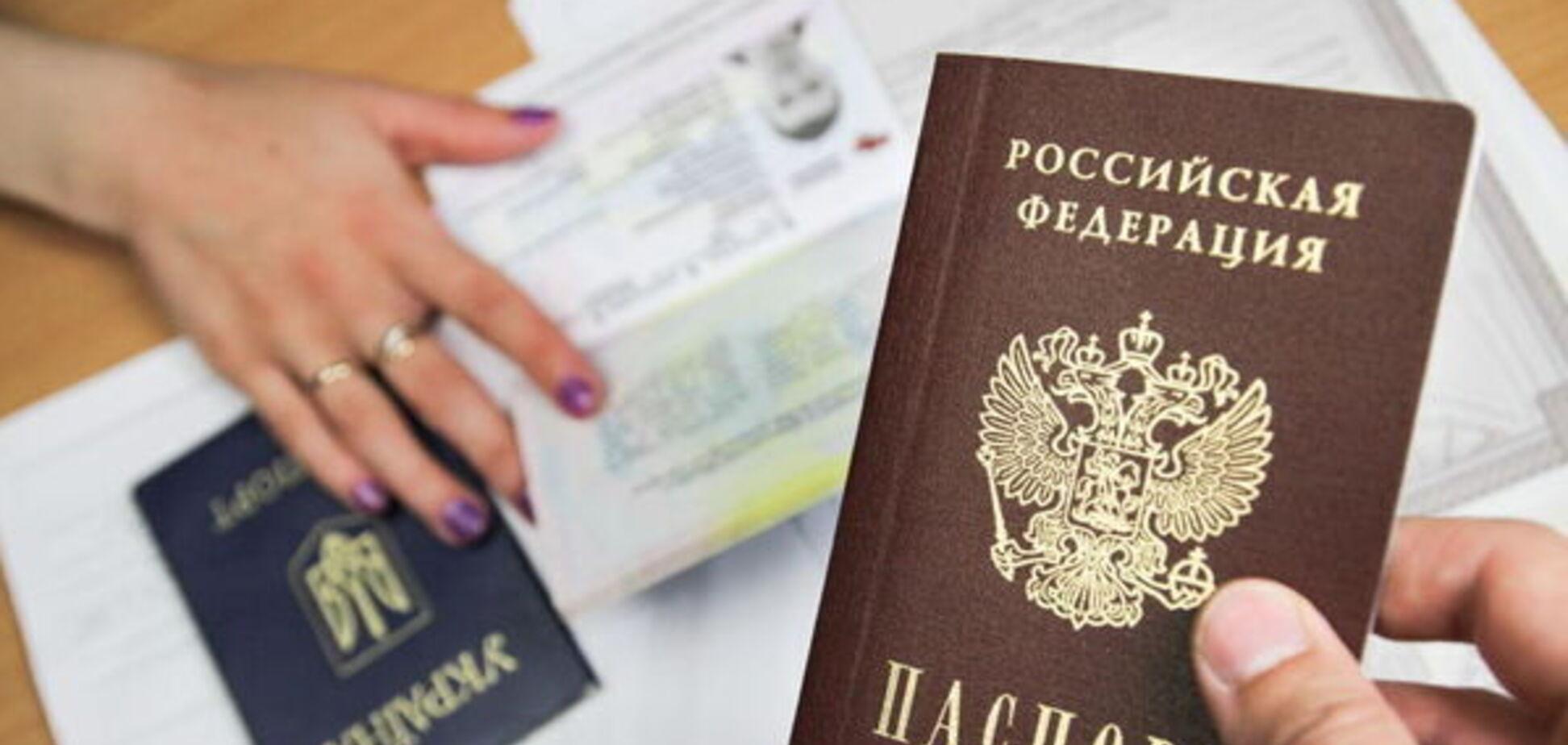 'Погрожують!' На Донбасі задумали насильно видавати паспорти Росії