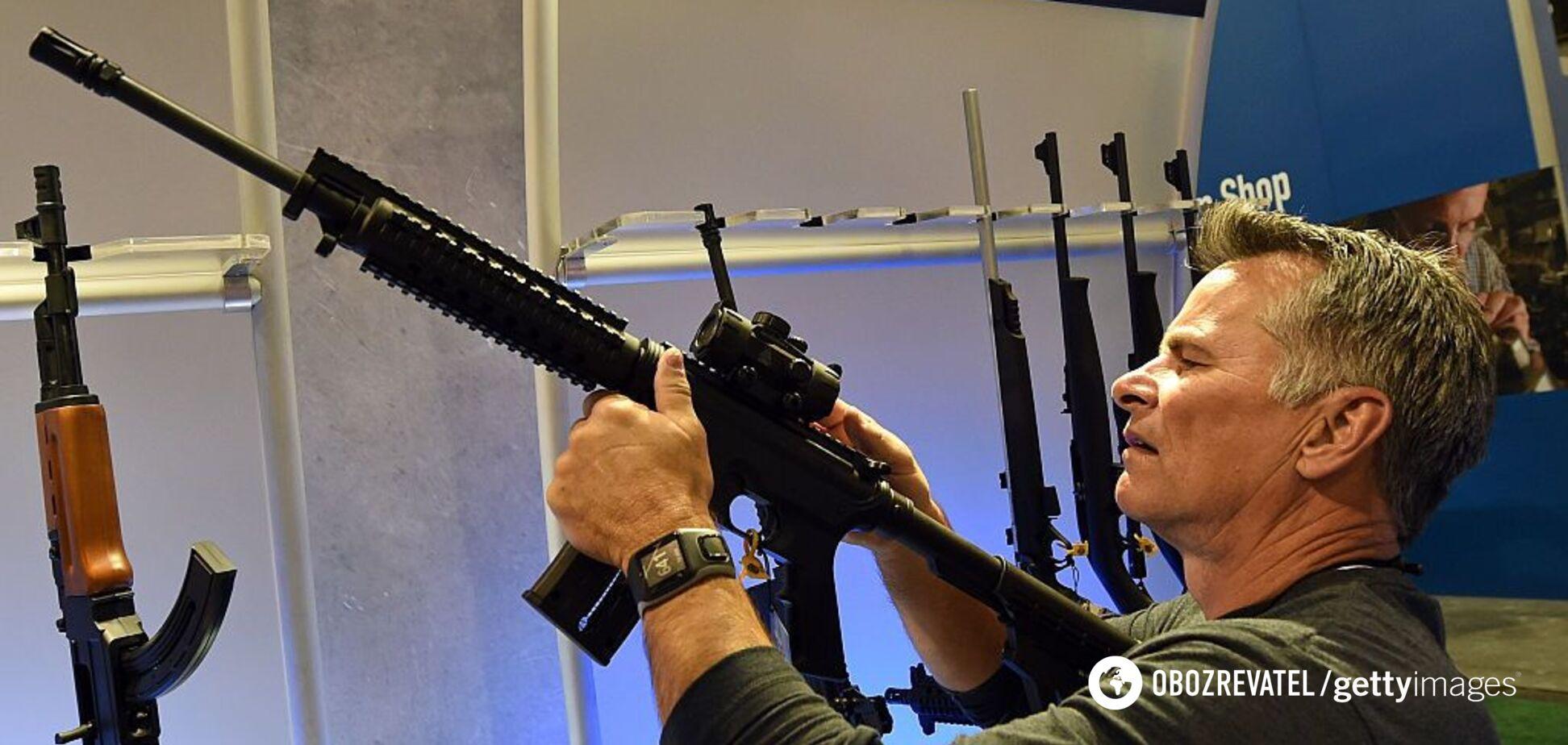 'Слуги народу' внесли законопроєкт про зброю в Україні: що відомо