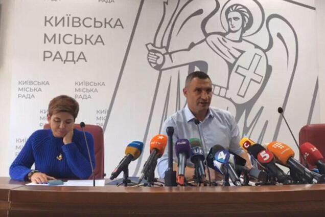 Віталій Кличко зробив заяву