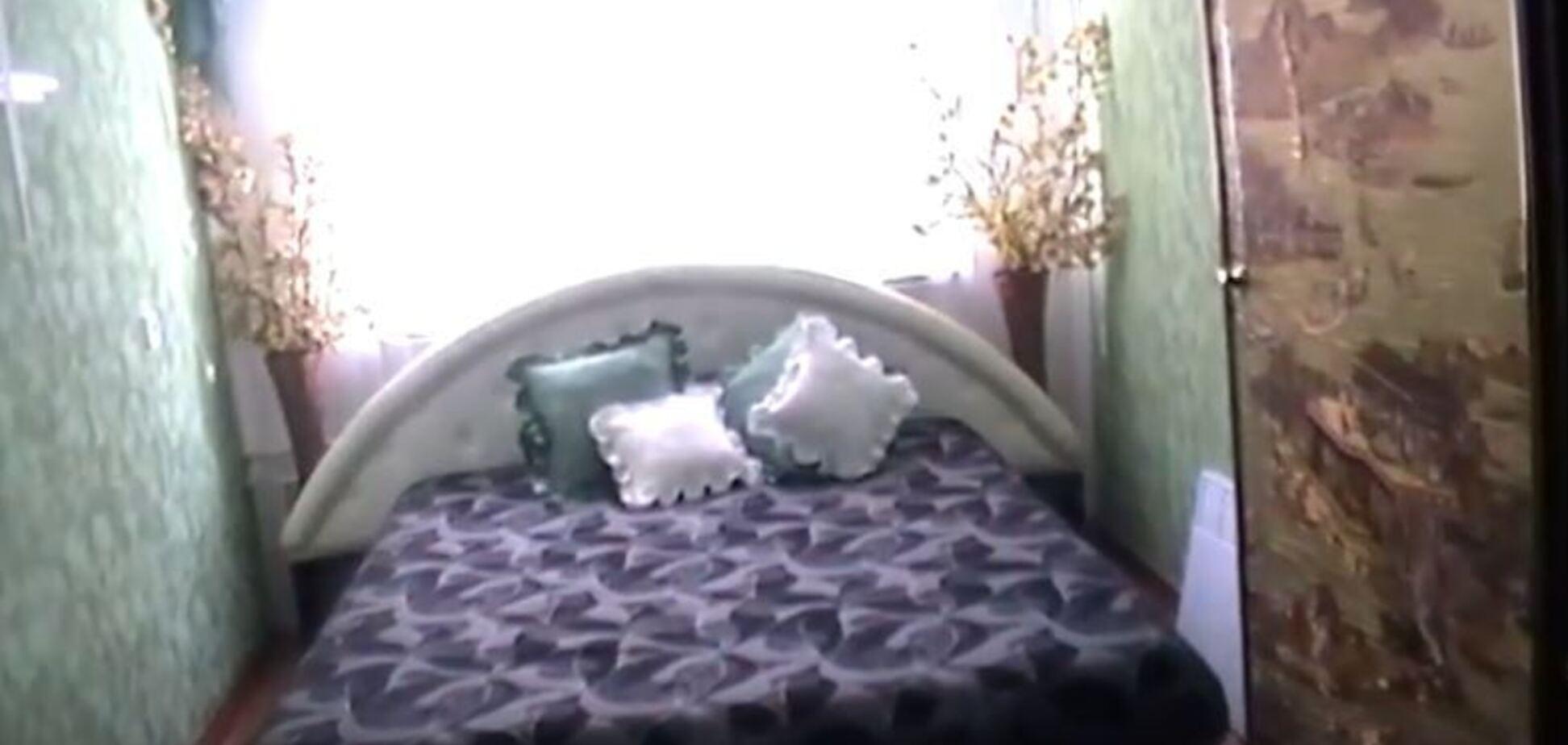 Ліжка з балдахінами і їдальня з плазмою: як виглядає колонія, де сидітиме Зайцева