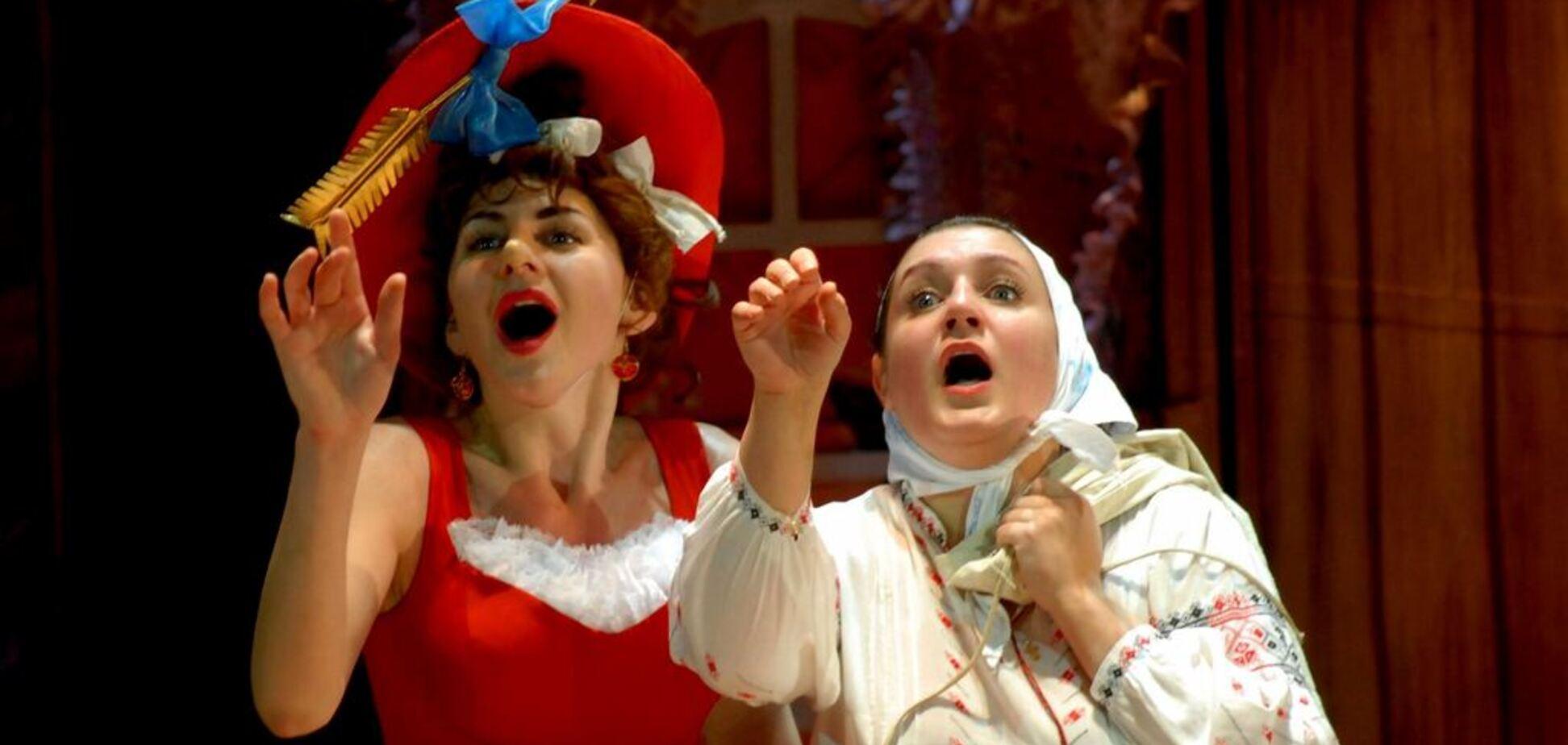 22 вересня в Консерваторії покажуть мюзикл 'За двома зайцями' від Національної оперети