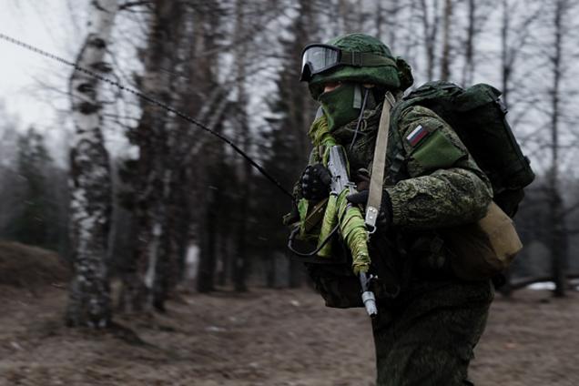 РФ майже сформувала три дивізії на кордоні з Україною