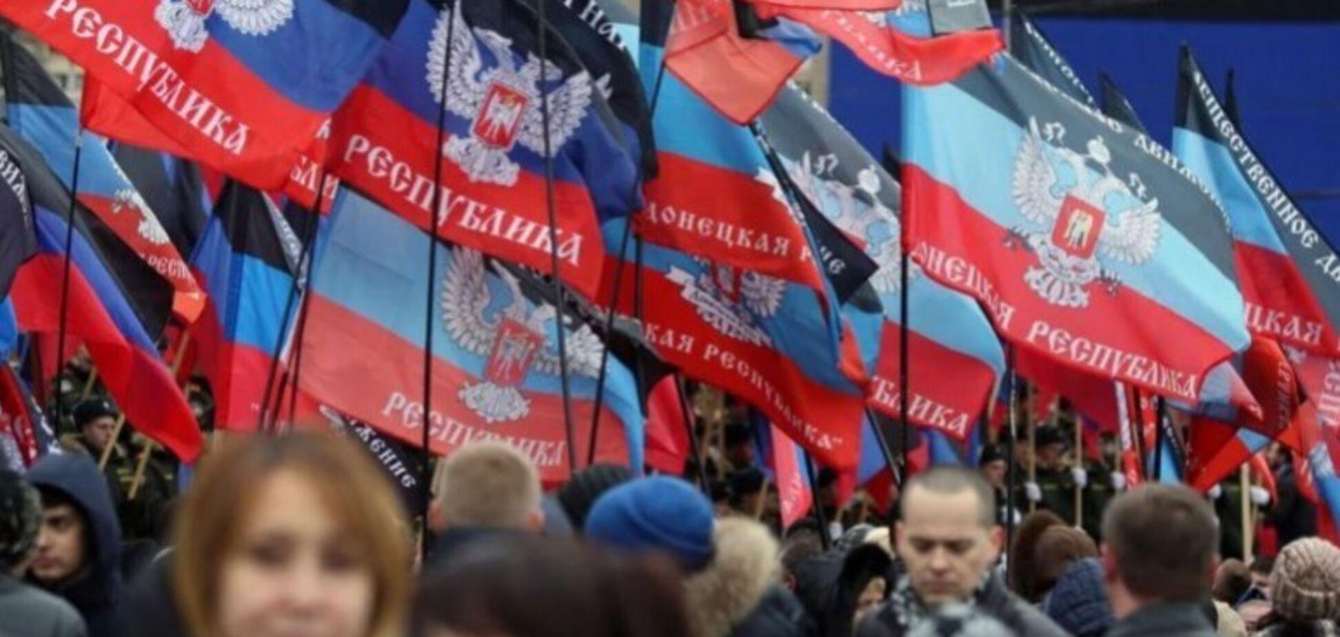 У 'ДНР' провели тотальну русифікацію