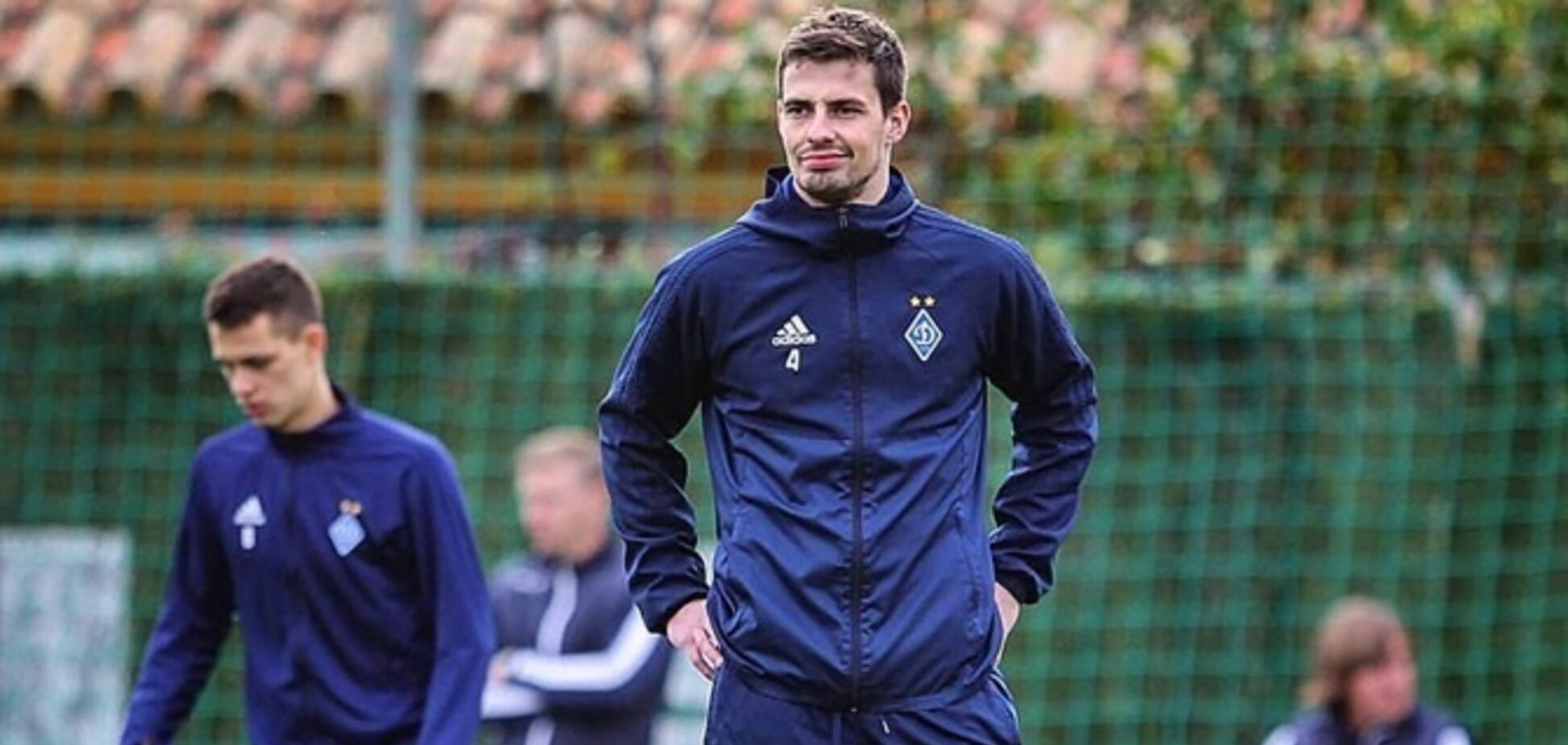 'Динамо' исключило из заявки трех футболистов
