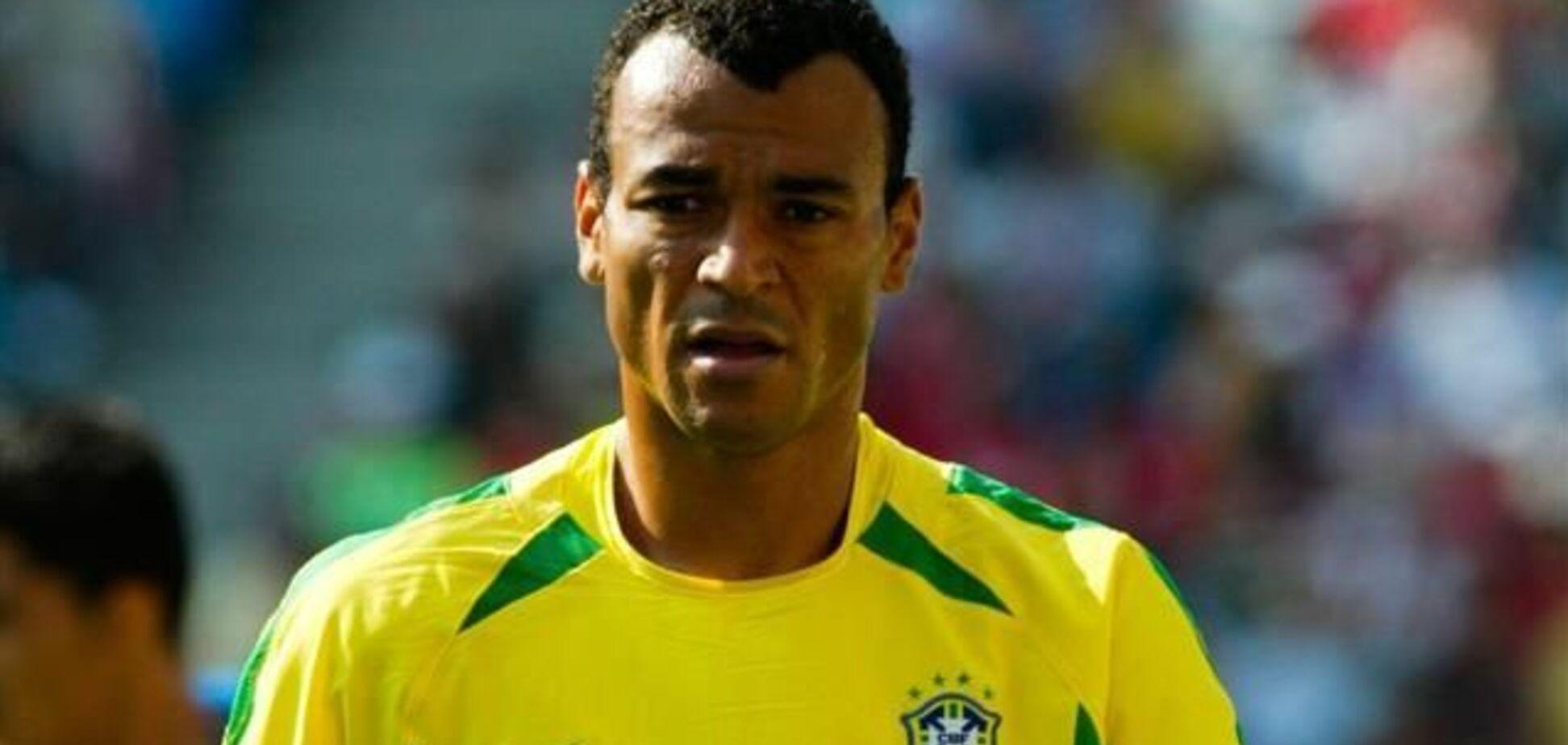 Сын легендарного Кафу умер, играя в футбол