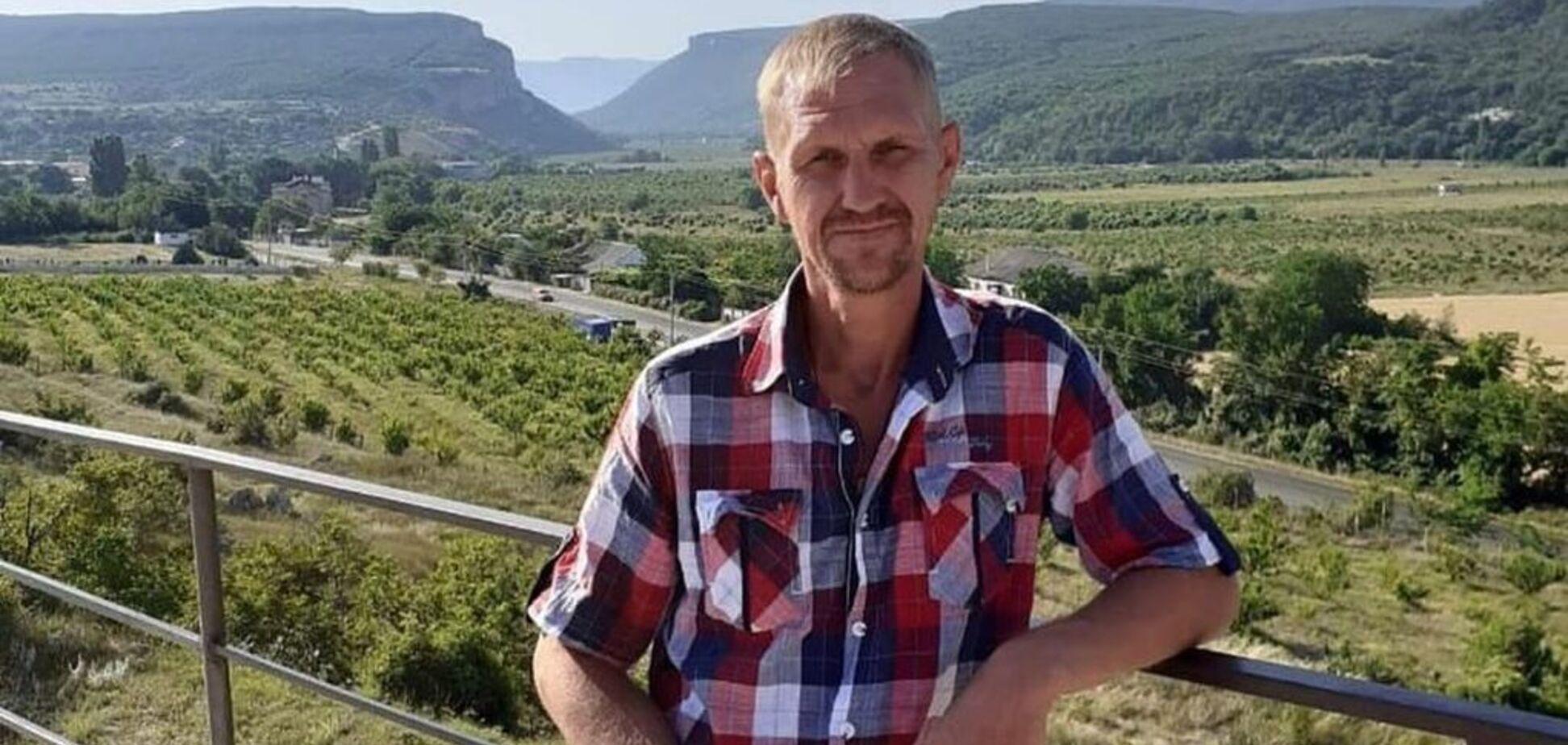 Отец украинского футболиста бесследно исчез в Крыму
