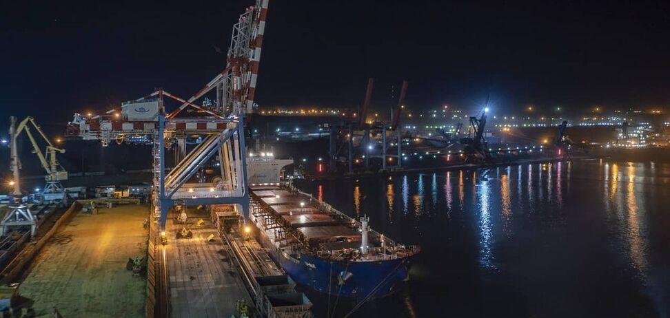 ДТЕК Енерго привіз 88 тисяч тонн вугілля з Південної Америки