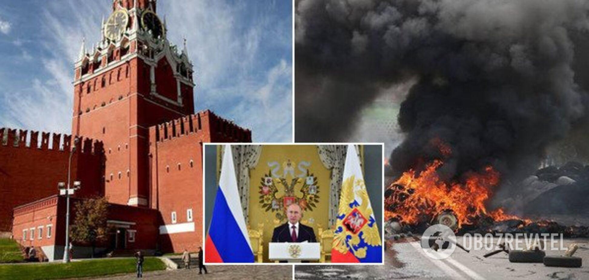 Росія знахабніла, а Путін хоче зберегти своє життя – ексгенерал КДБ