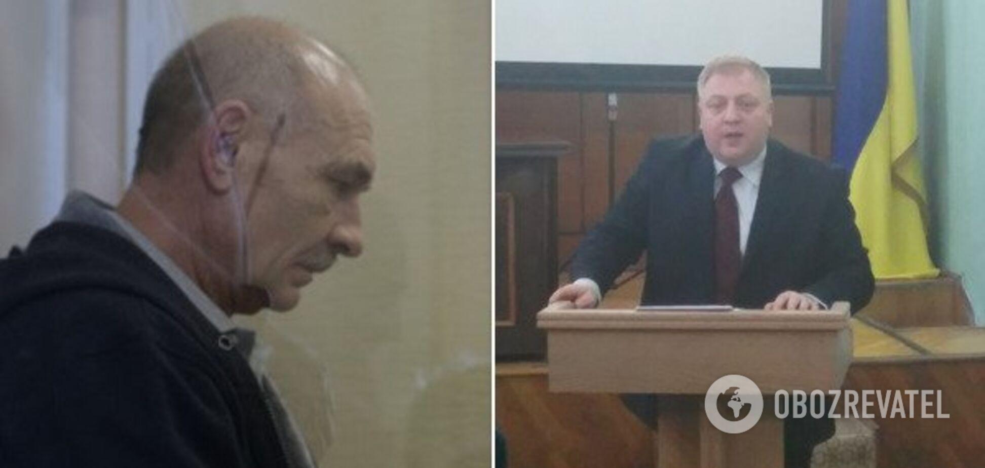 Володимир Цемах і Юрій Слива