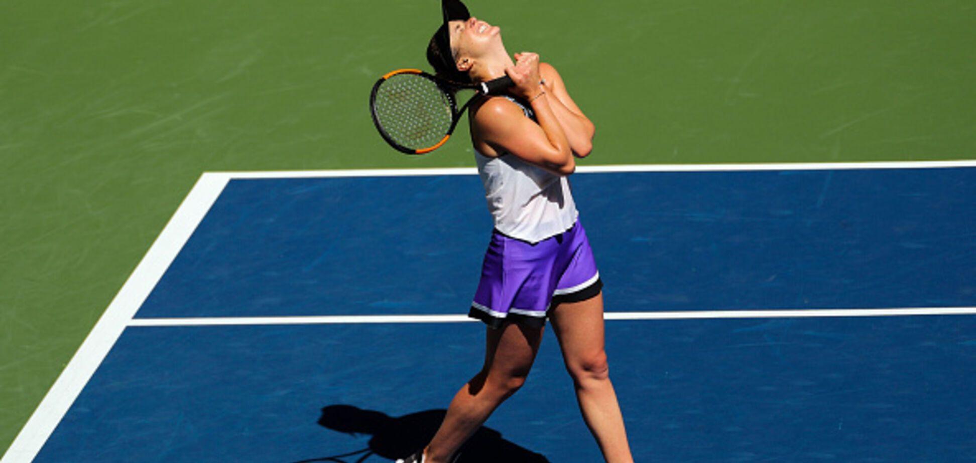 Світоліна драматично програла у півфіналі US Open