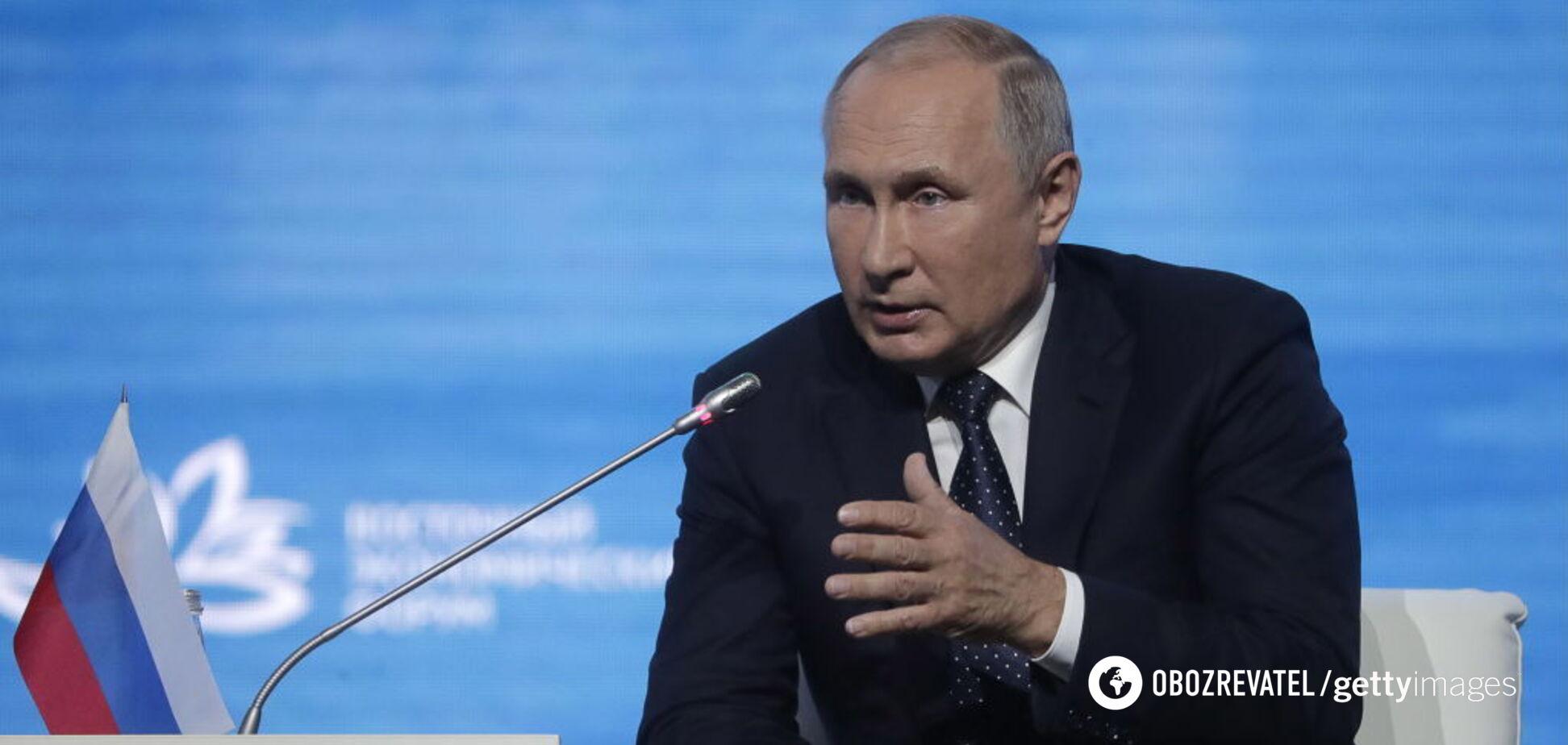 'Не наступайте на граблі!' Путін пригрозив Зеленському через Медведчука