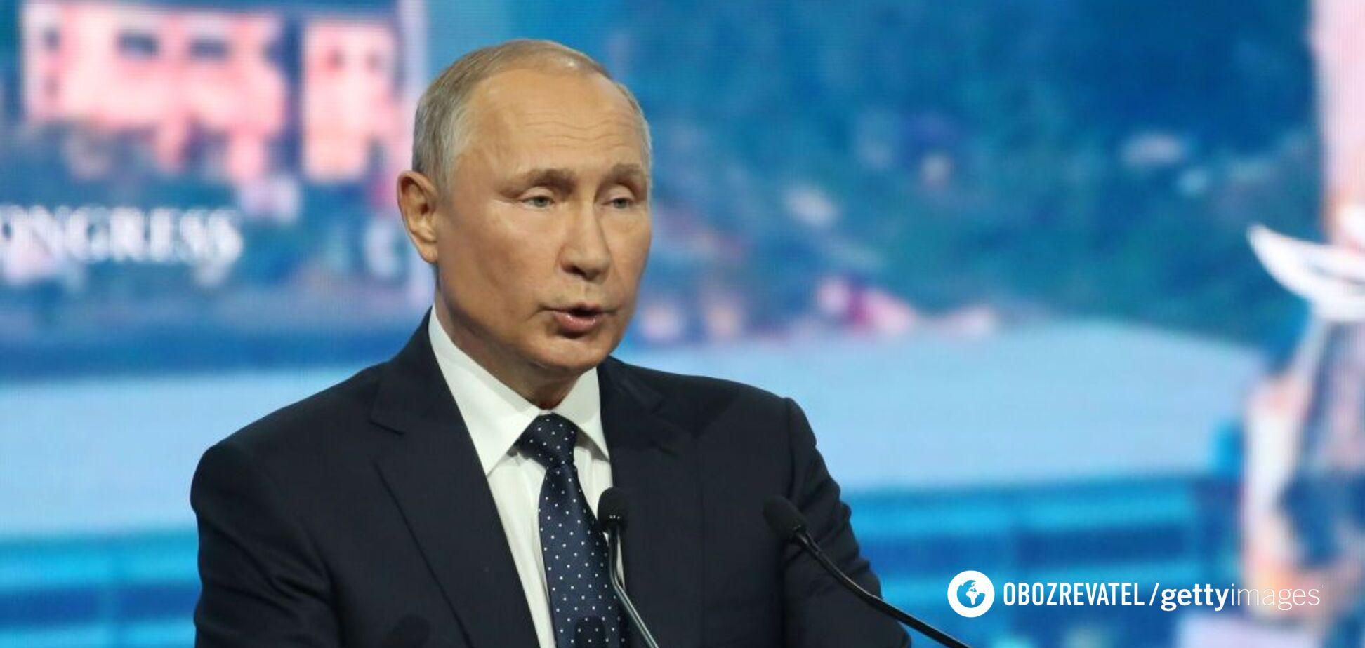 'Навіть казковий довбо... це знає': Путіна поставили на місце через Японію та Крим