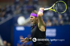 'В будку': Надаль зробив незвичайний вчинок на US Open