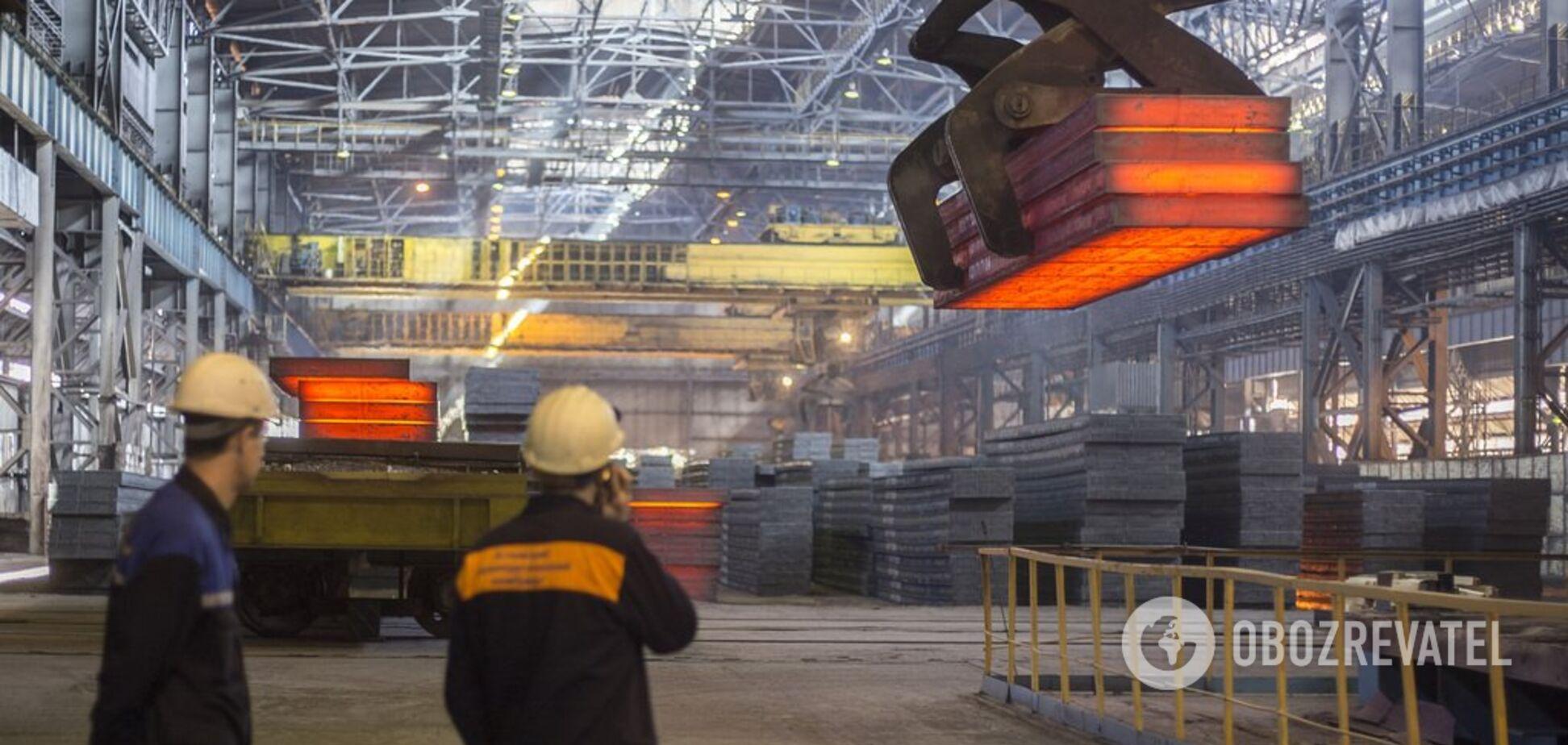 'Дискриминационный подход': металлурги Украины обратились к Зеленскому из-за нового налога