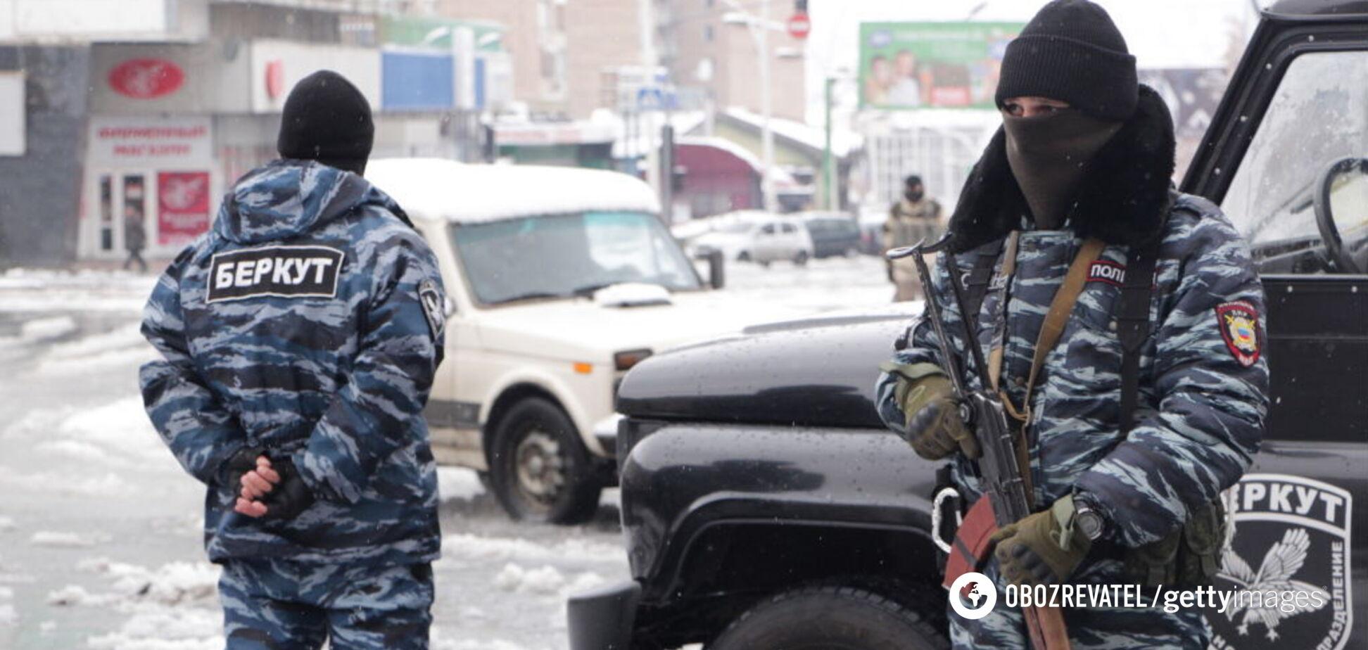 Служили в 'Беркуті': спливли скандальні деталі призначення топполіцейських