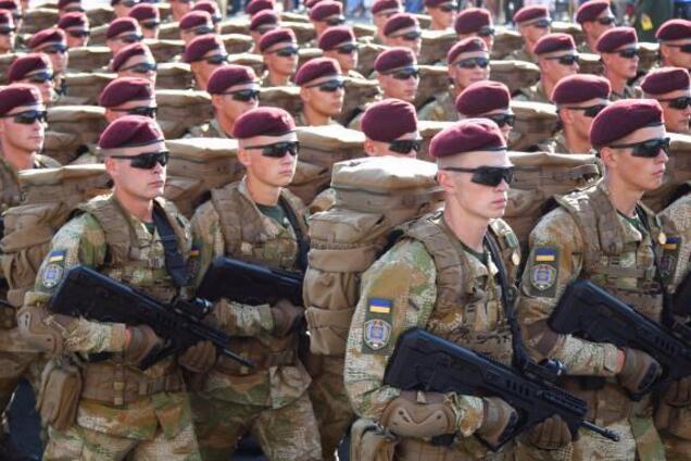 Ілюстрація. Українська армія