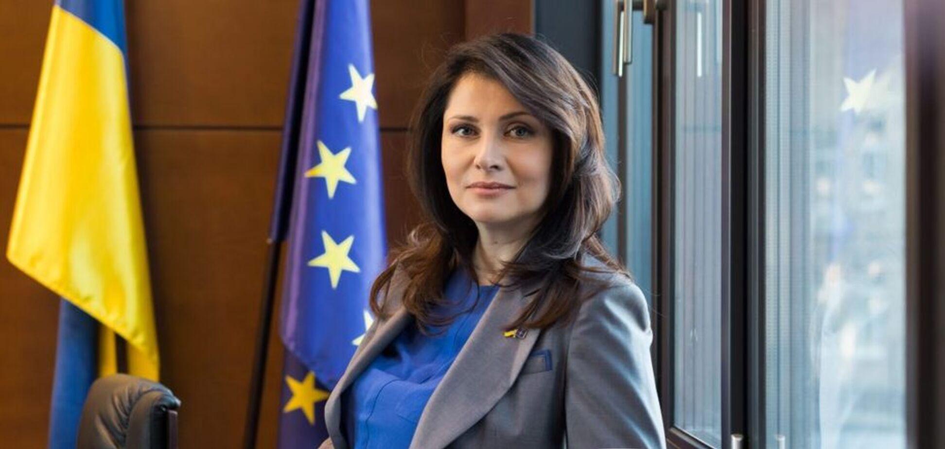 Депутат от ЕС Ирина Фриз