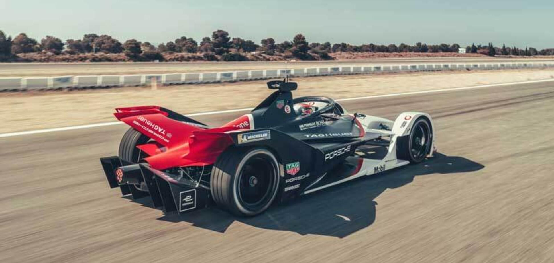 Porsche впервые показала гоночный электромобиль 99X Electric: как он выглядит