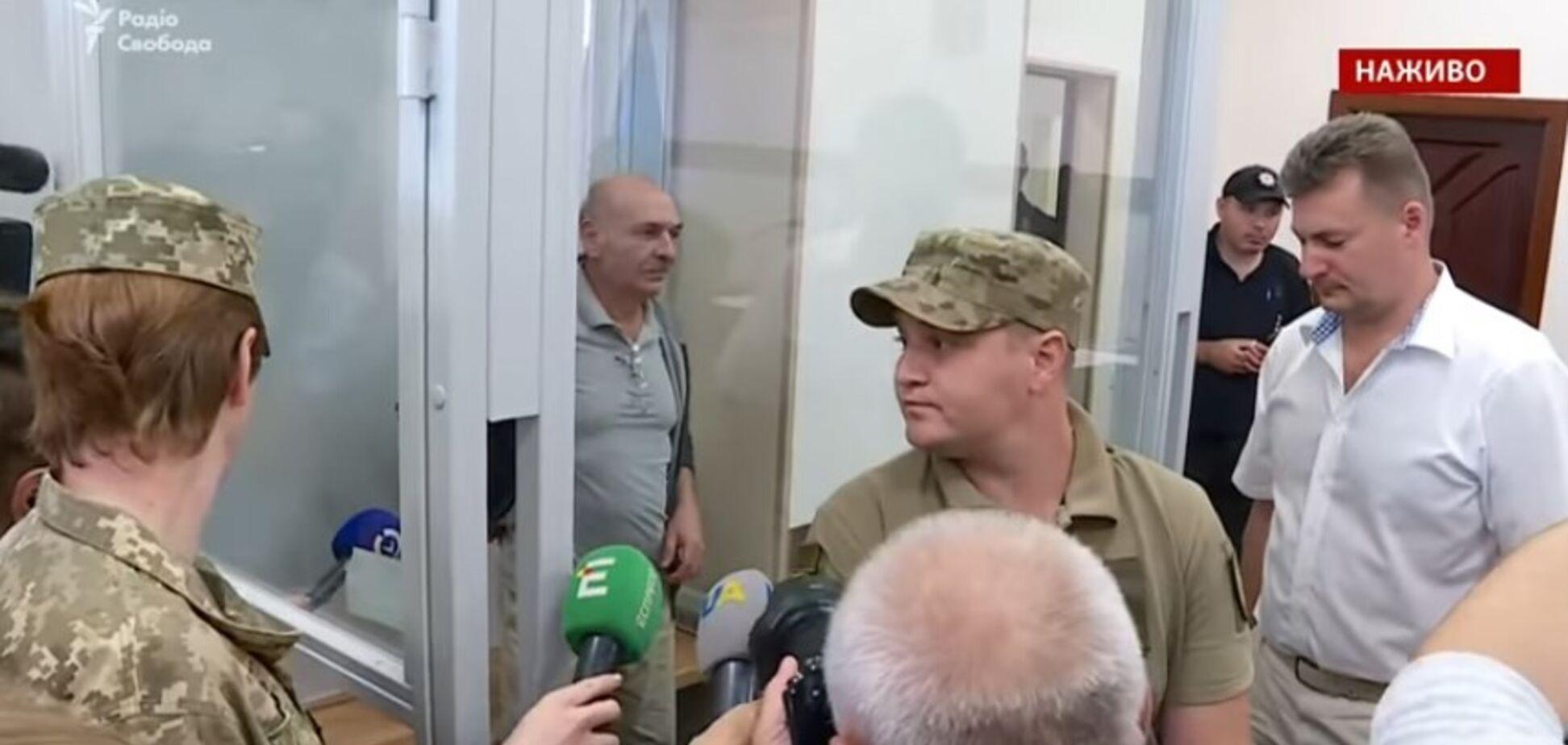 Володимир Цемах ДНР