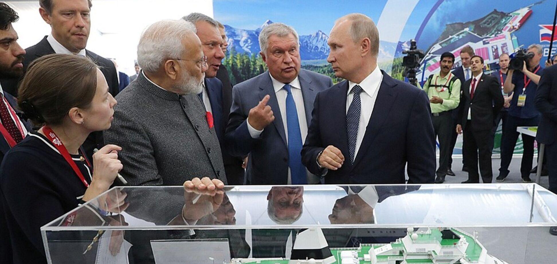 'Страна мультиков': Путина подняли на смех из-за нового электрокара Porsche