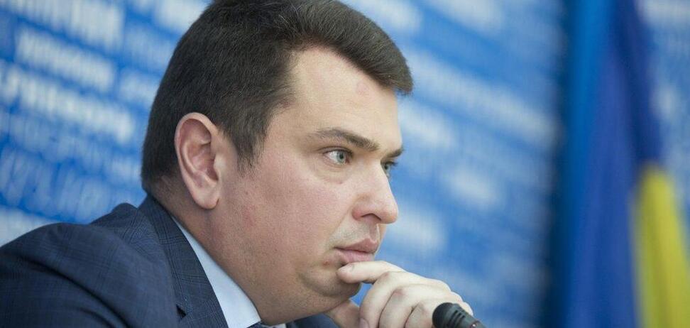 Ситника внесуть в реєстр корупціонерів: він не зможе обіймати посаду директора НАБУ - Сарган