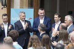 Кличко та Курц обговорили виклики, що стоять перед Україною та ЄС