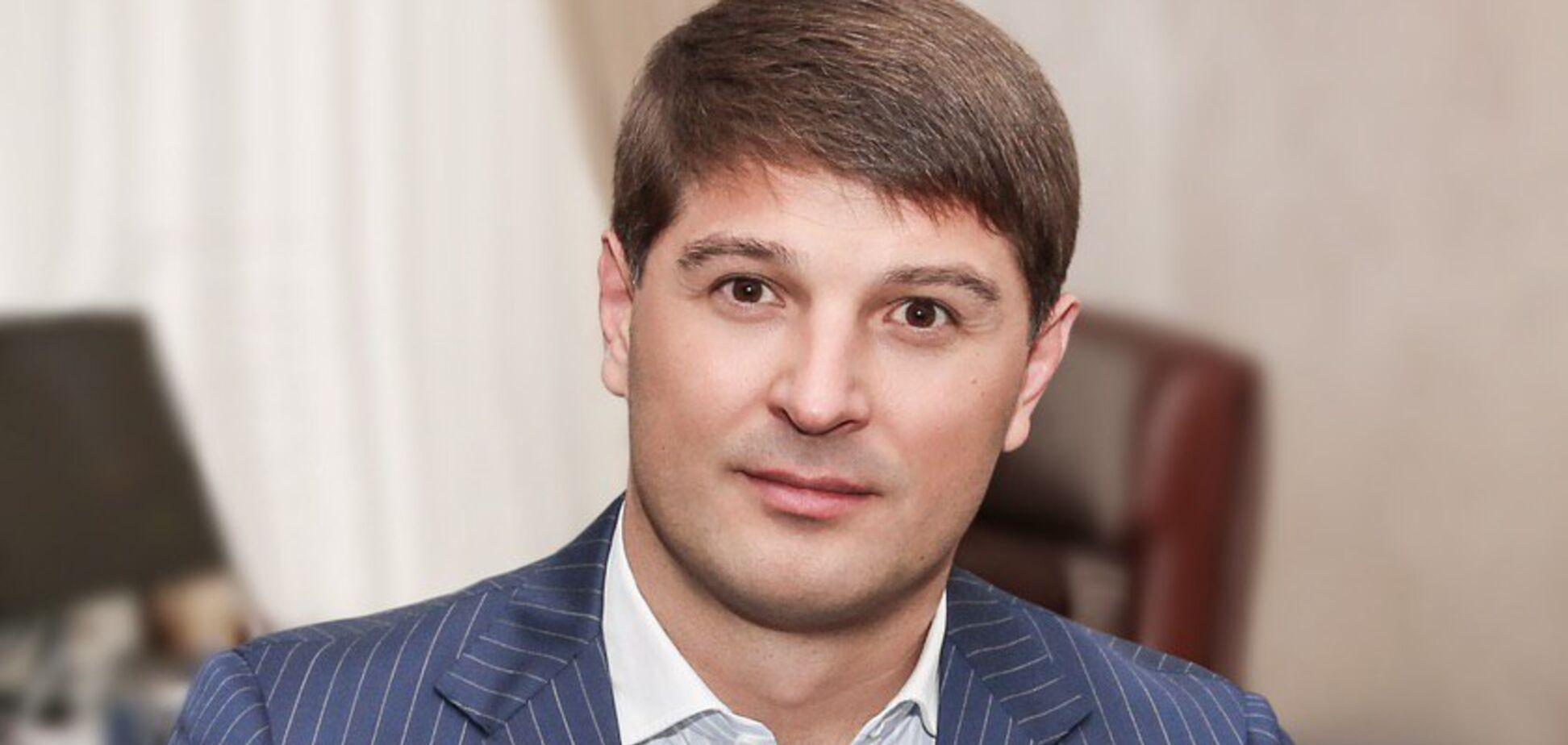 Глава 'Київоблгазу' Дмитро Дронов привітав колег із професійним святом