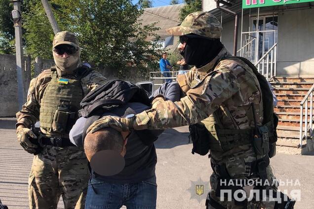 У Вінниці затримали чоловіка, який знущався з дітей