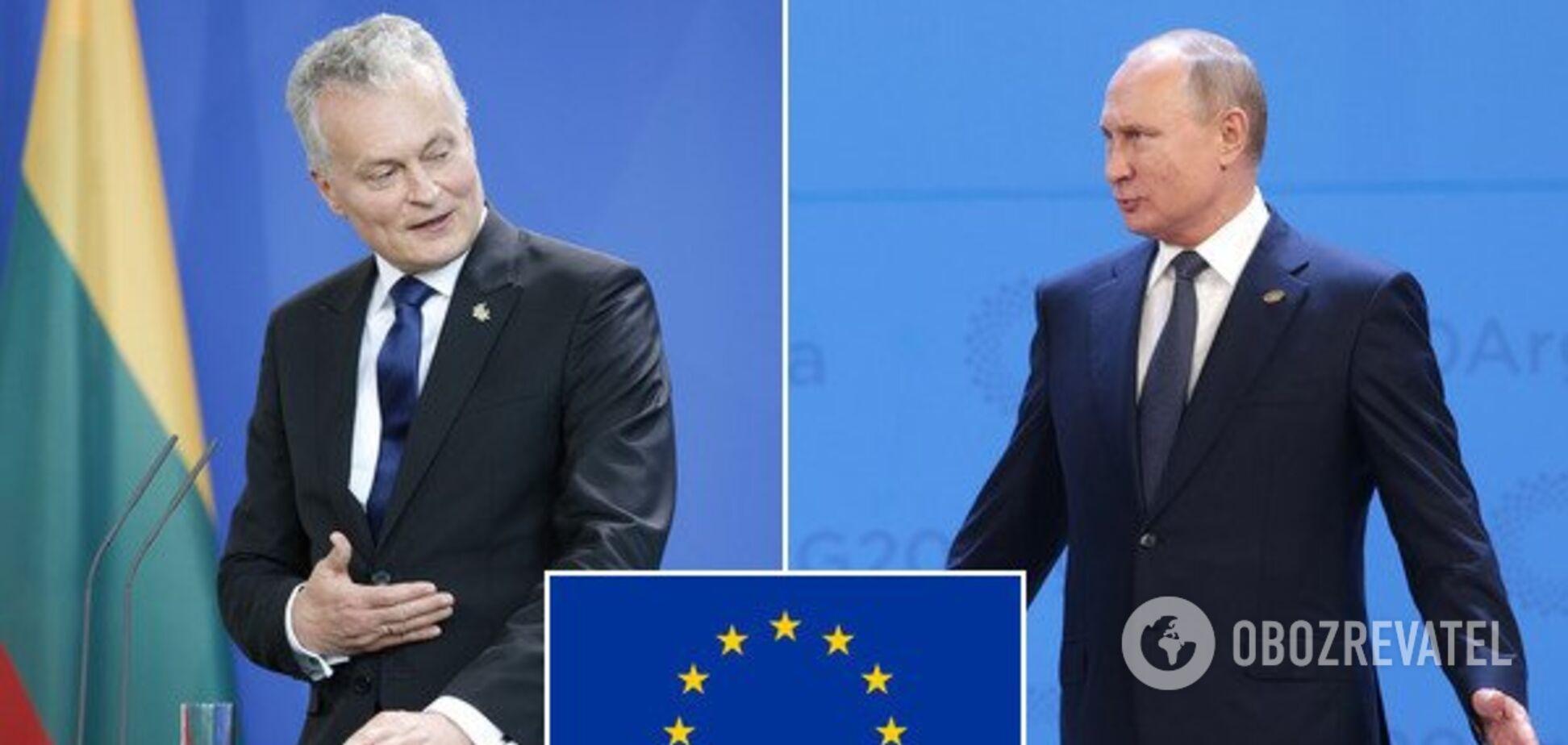 У ЄС назрів розкол через Росію: озвучена доля санкцій