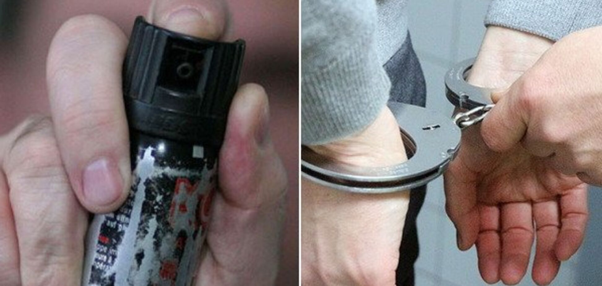 Накинувся з газовим балончиком: в Дніпрі чоловік влаштував дебош в кафе