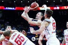 Россия досрочно вылетела с чемпионата мира по баскетболу
