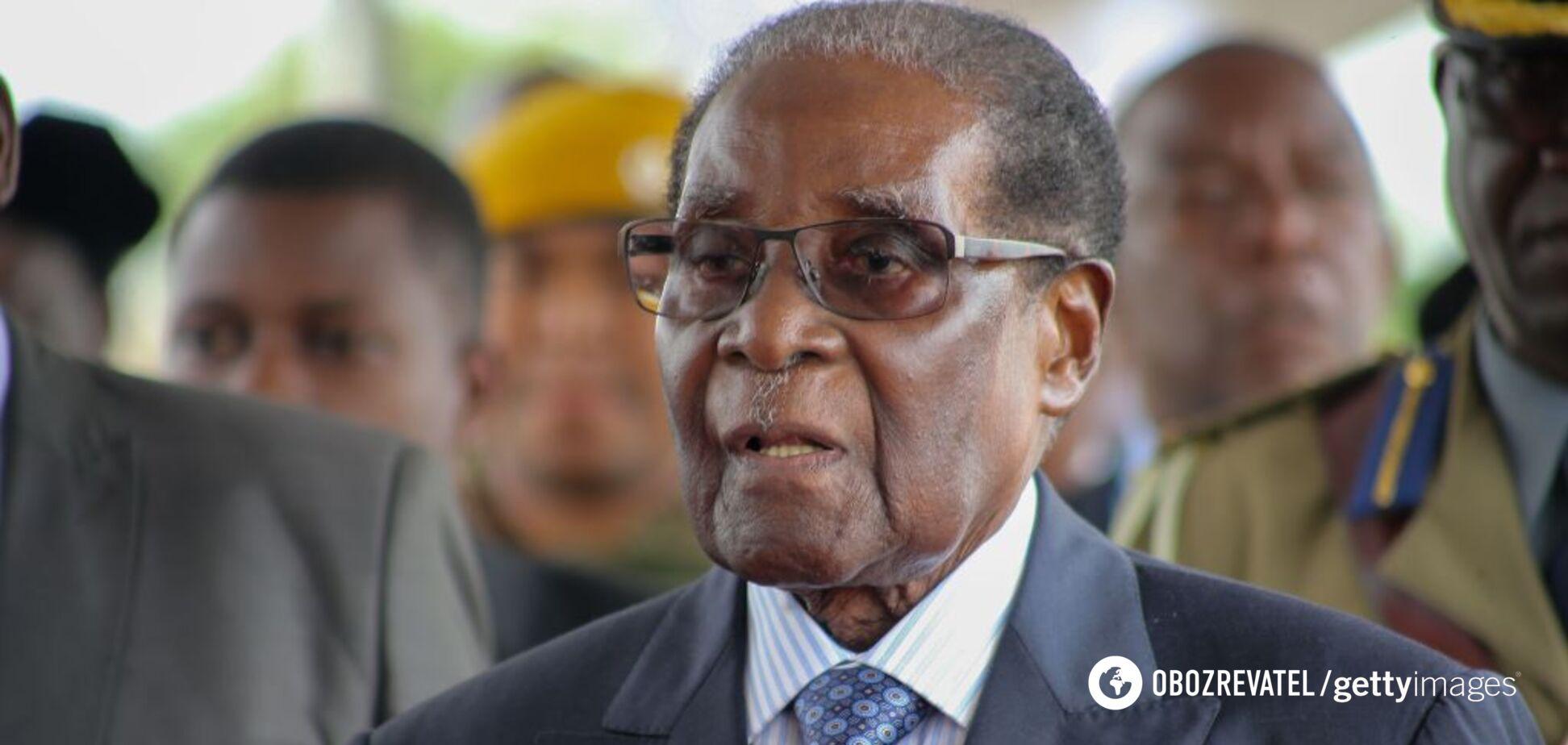 Експрезидент і головний диктатор Зімбабве помер