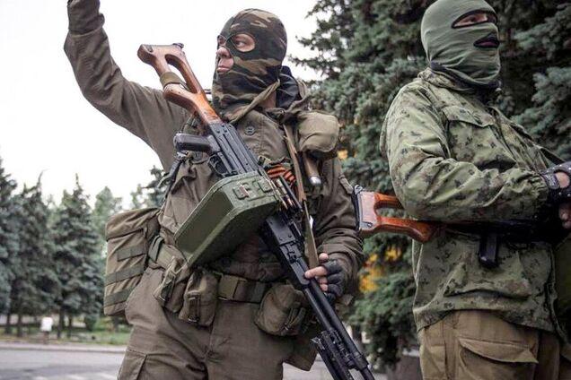 """Иллюстрация. Террористы """"ДНР"""""""