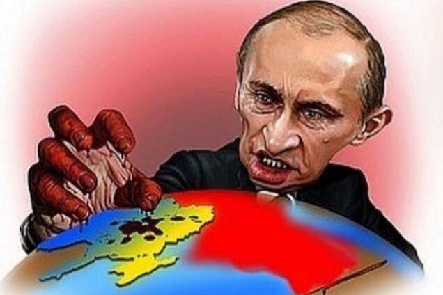 Окупація України Путіним
