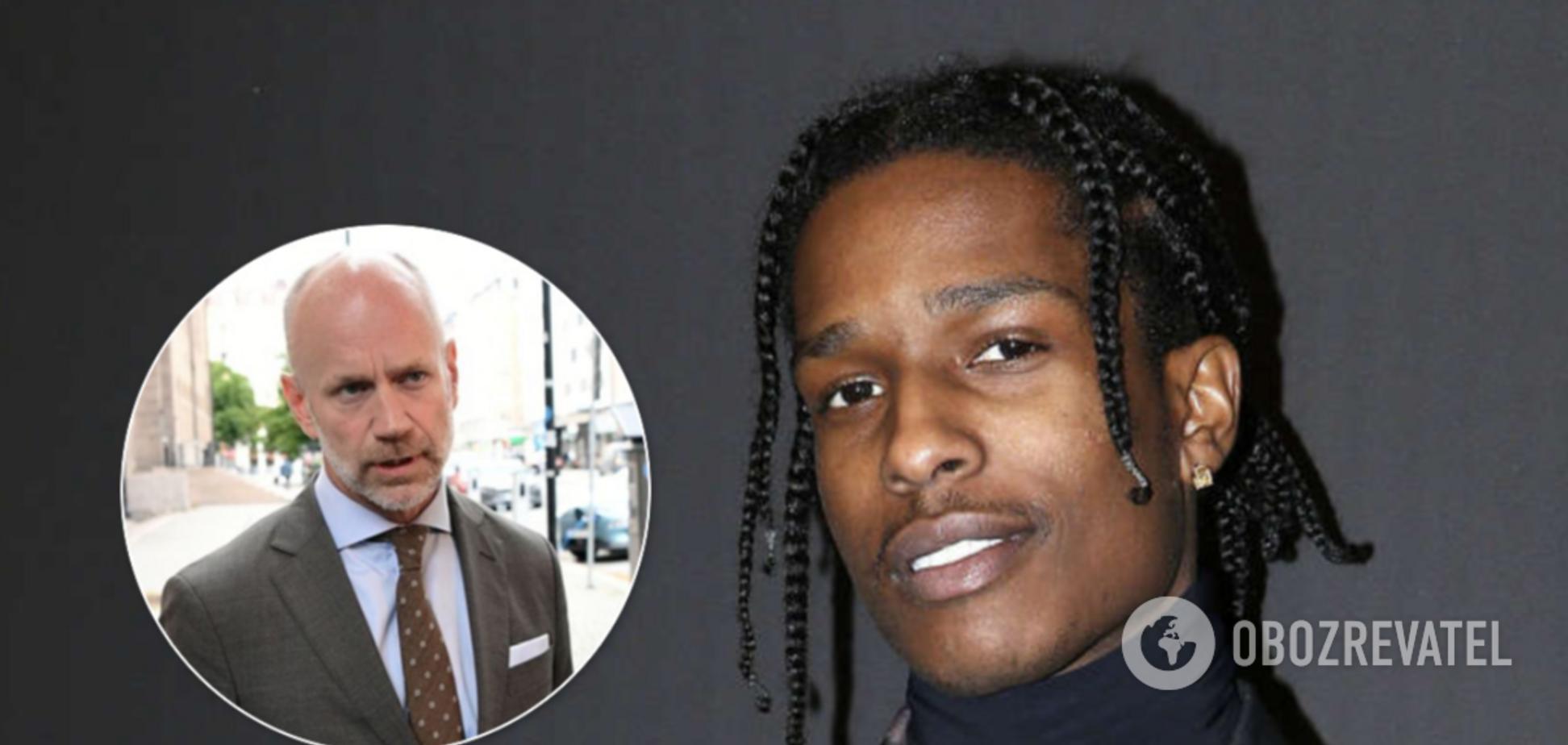 Адвоката A$AP Rocky розстріляли в Швеції