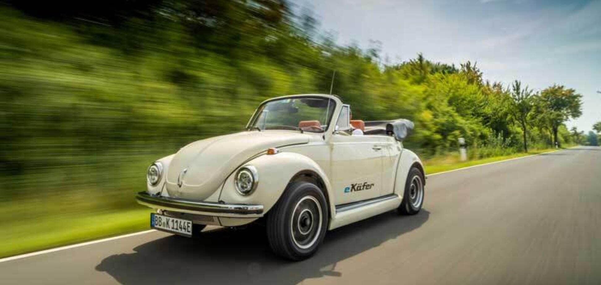 Volkswagen радикально змінив легендарного 'жука': що з цього вийшло