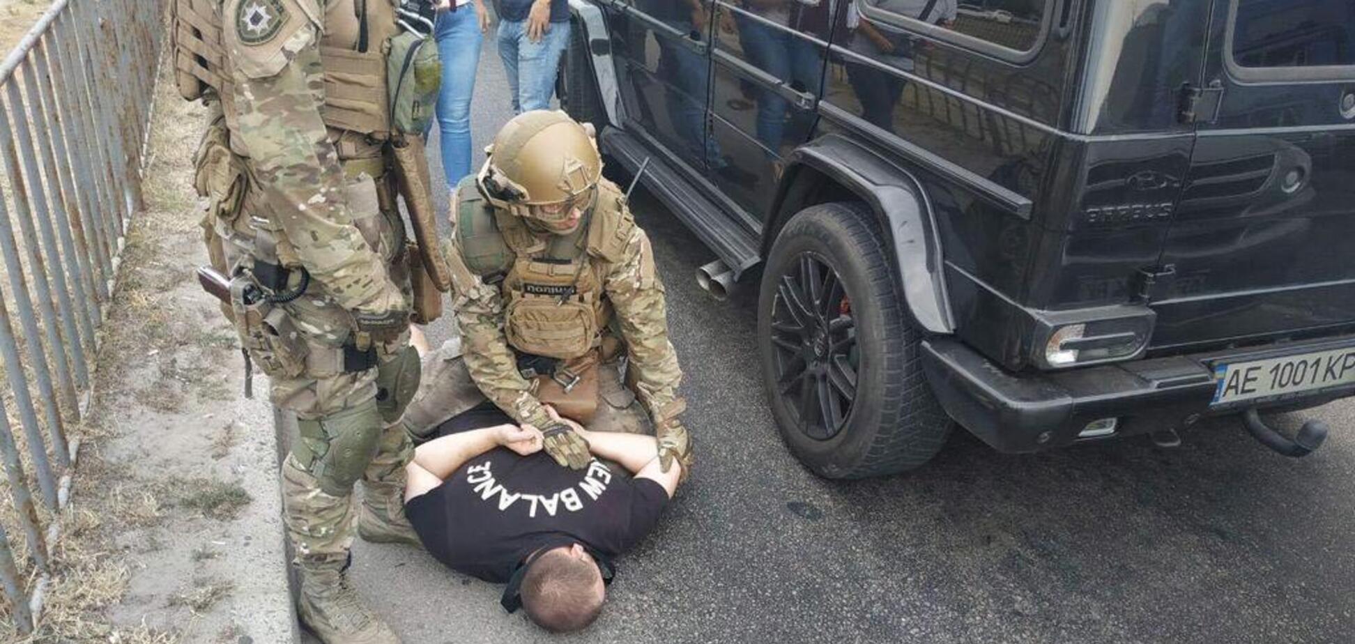 Викрадали людей і вимагали гроші: в Дніпрі затримали особливо небезпечних злочинців