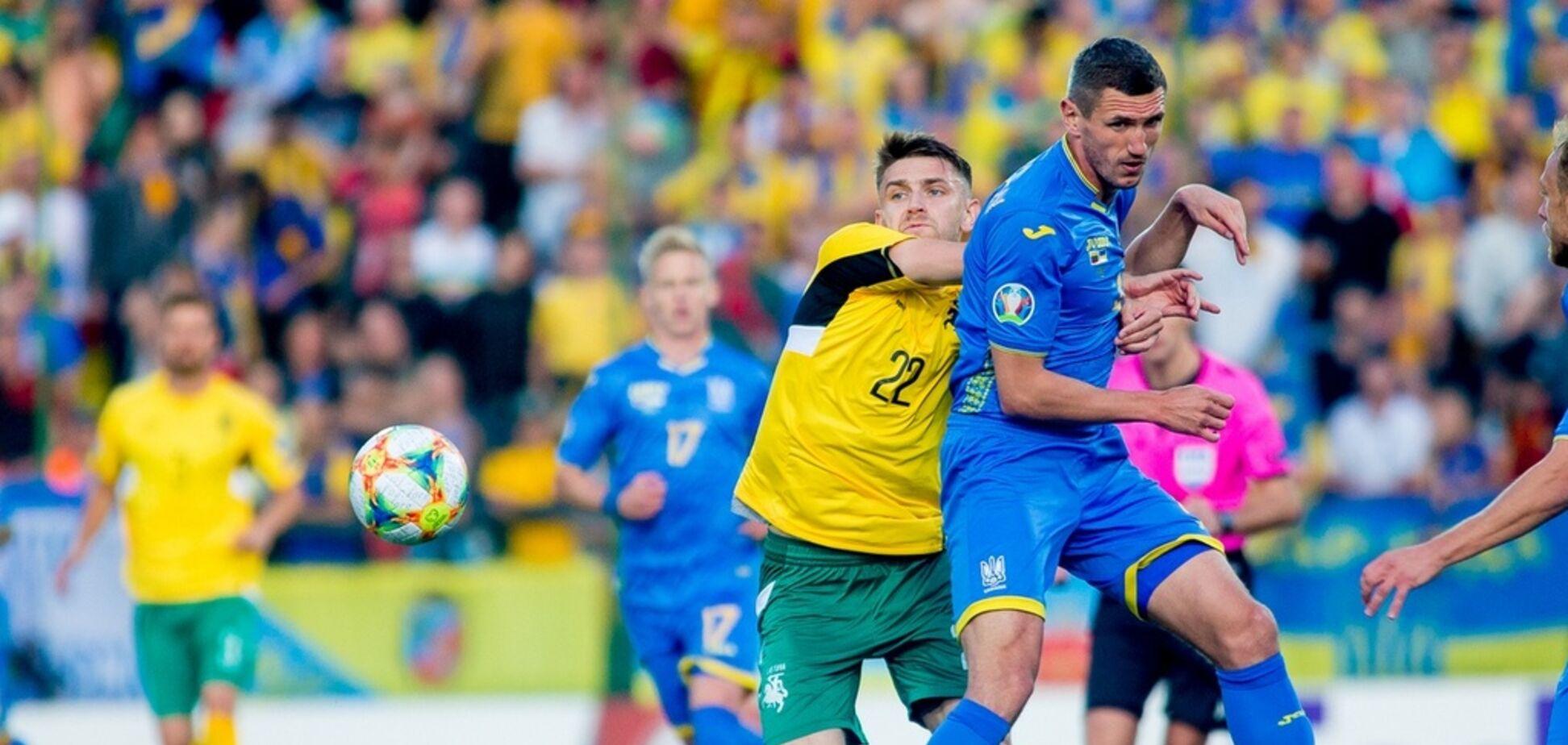 Евро-2020: что происходит в отборе турнира