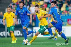 Україна здобула розгромну перемогу у відборі Євро-2020