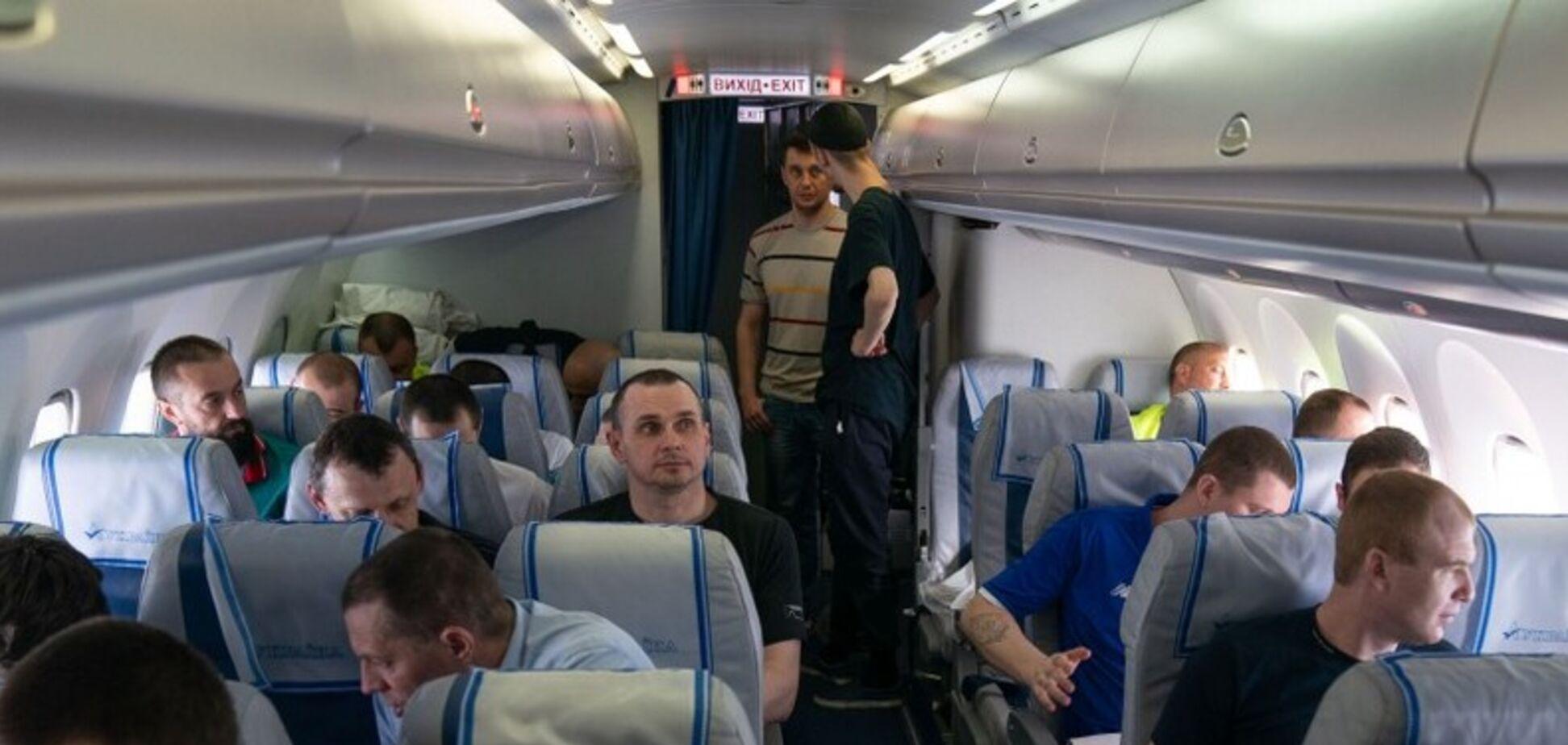 Как узники Кремля возвращались домой: невероятные фото
