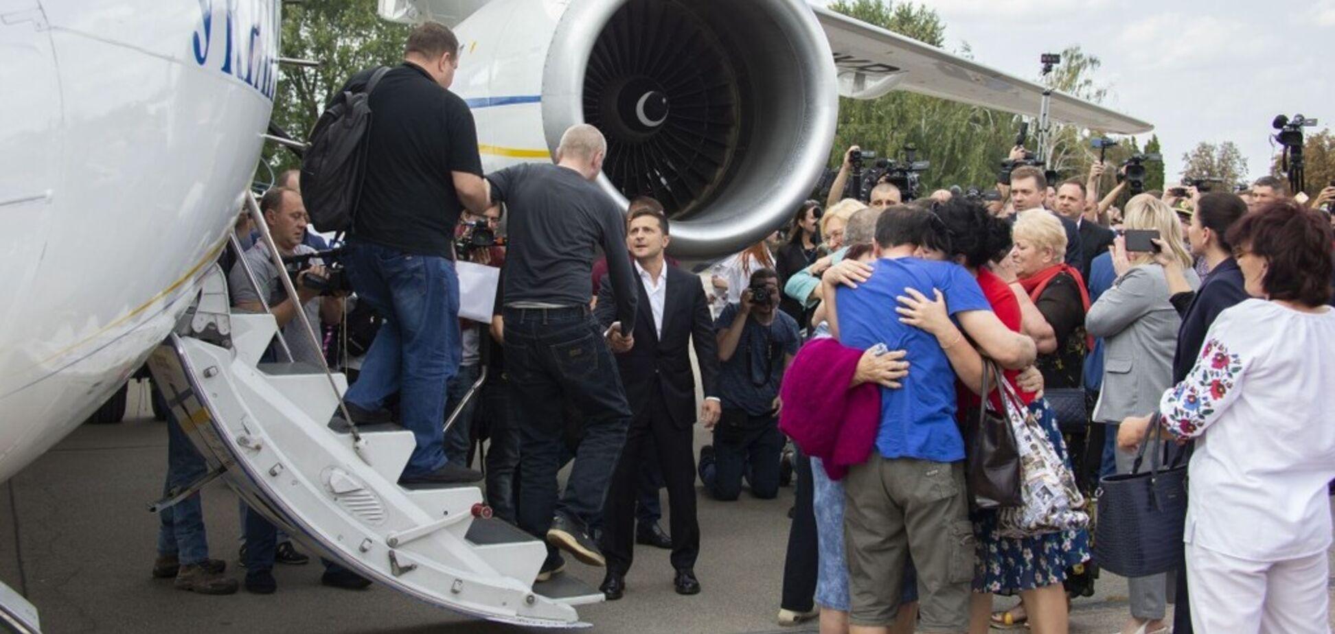 Освобожденный украинский политзаключенный попал в реанимацию