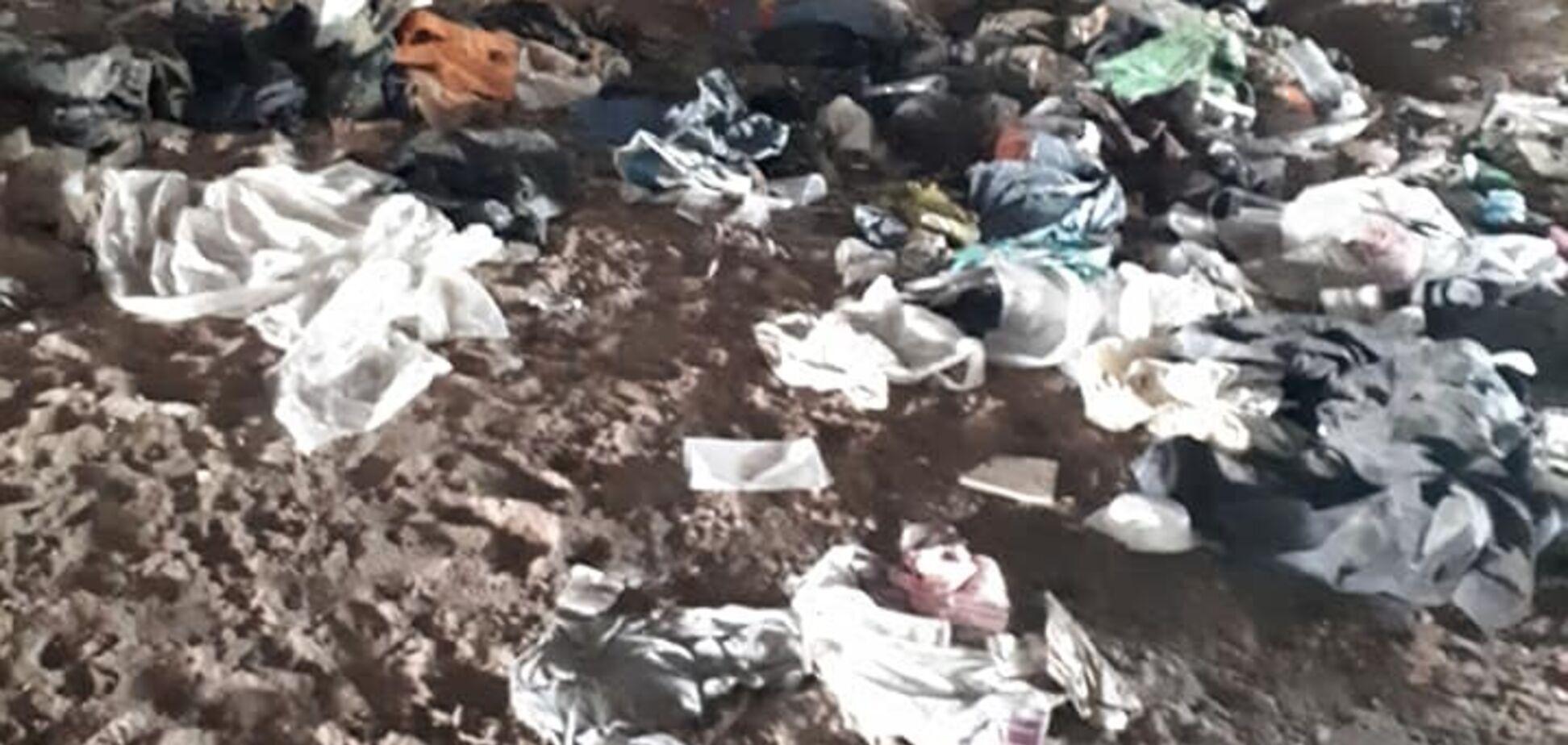 'Гірше свиней!' У Дніпрі популярний пляж перетворили в смітник. Фото