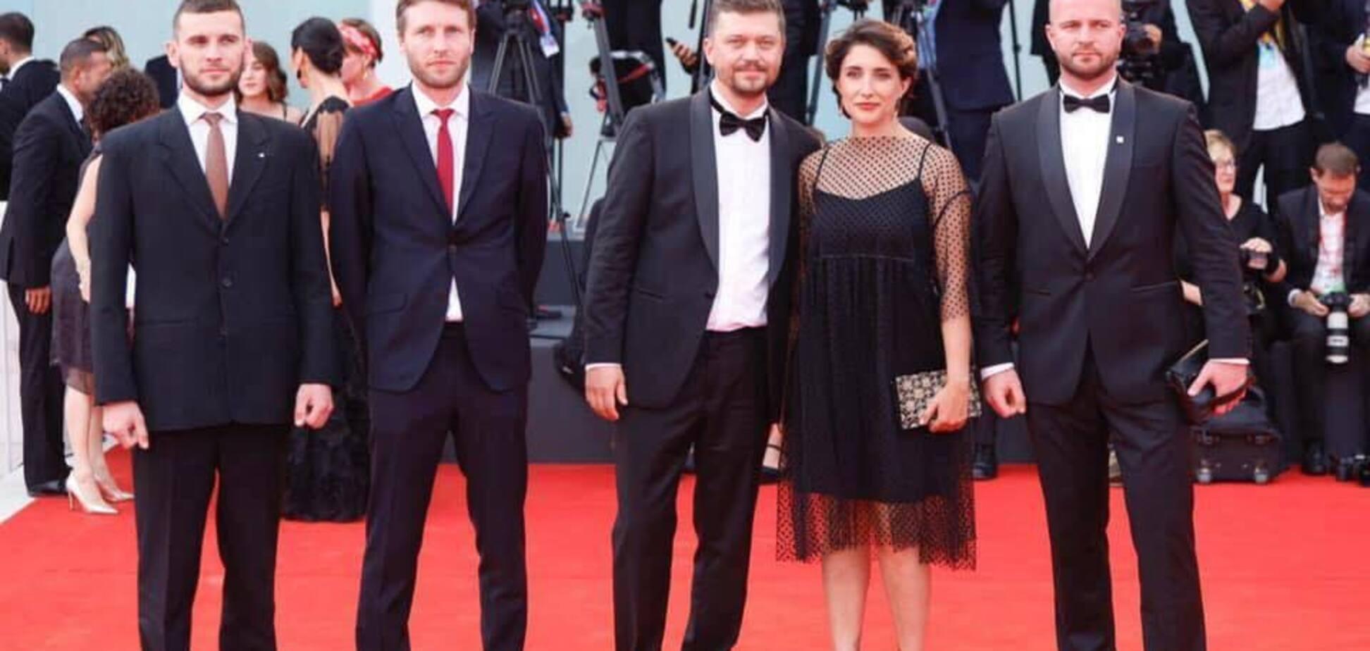 'Прапор піднято!' Україна здобула гучну перемогу на Венеціанському кінофестивалі