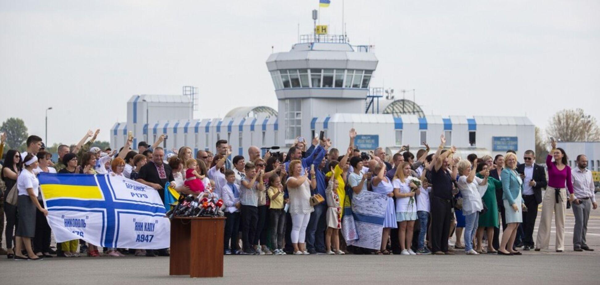'Какой нах*р один народ?' Обмен пленными показал 'пропасть' между Украиной и Россией