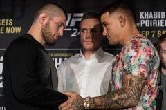Хабіб – Пор'є: прогноз на чемпіонський бій UFC 242