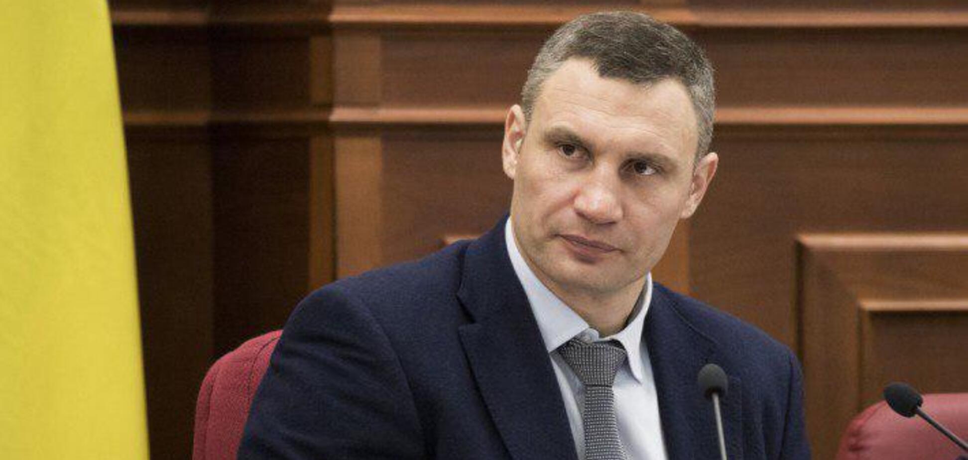 Кличко считает, что дуализм власти может заблокировать развитие Киева