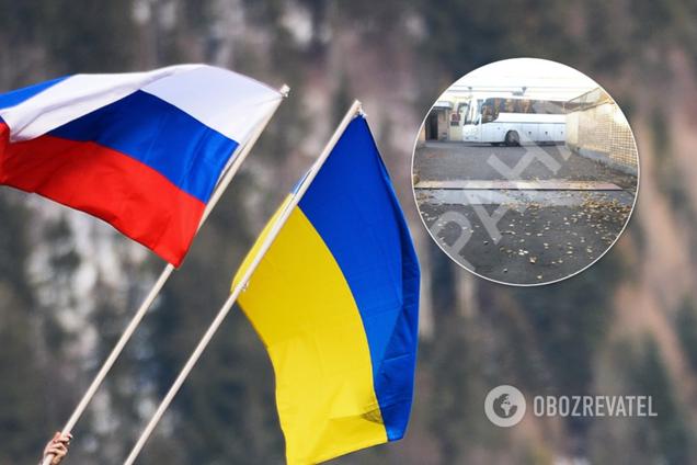 Обмін полоненими: з Москви виїхали автобуси