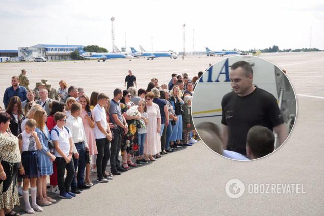 """Обмін відбувся: українці прилетіли в """"Бориспіль"""""""