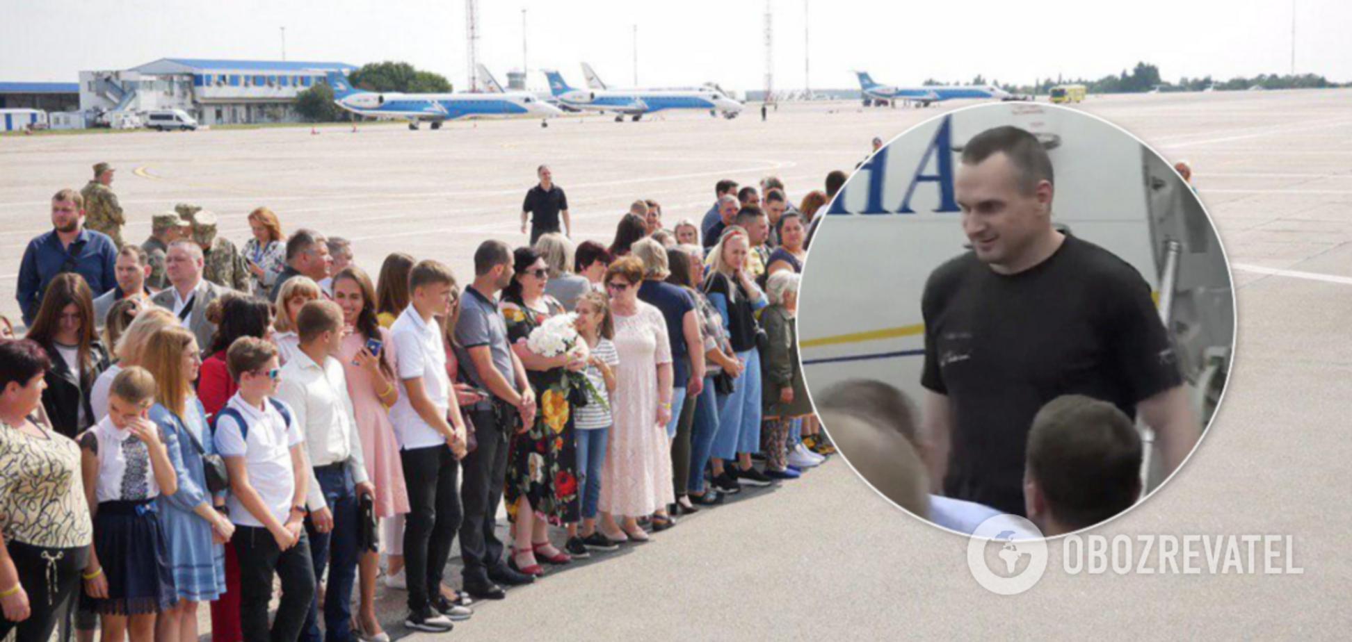 Обмін відбувся: українці прилетіли в 'Бориспіль'