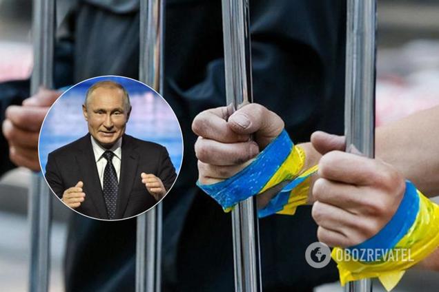 Обмін полоненими: у Путіна відреагували